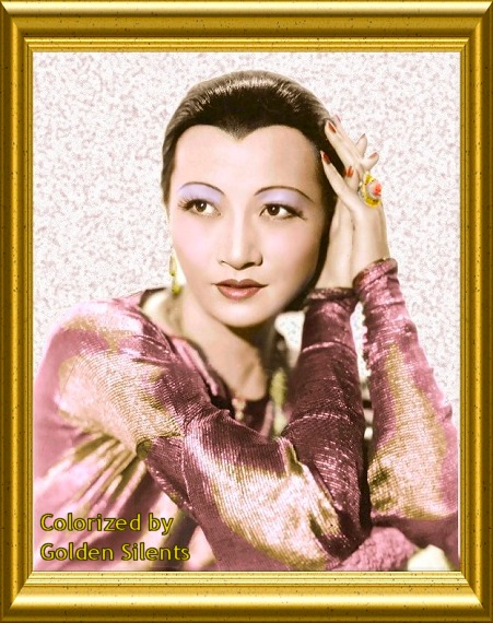 Anna May Wong - Biography and Photos on Golden Silents