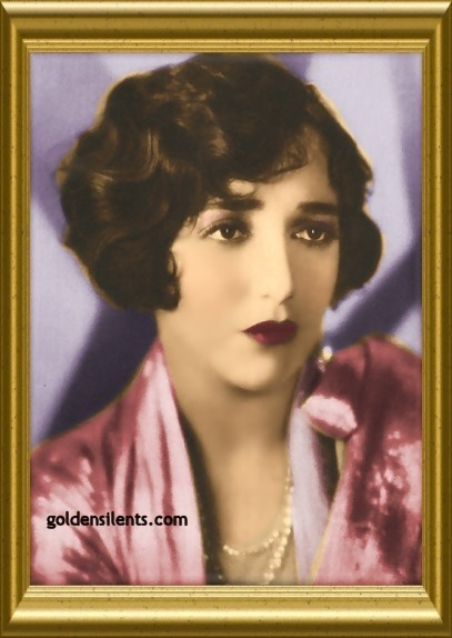 Bebe Daniels - Silent and Sound Movie Star