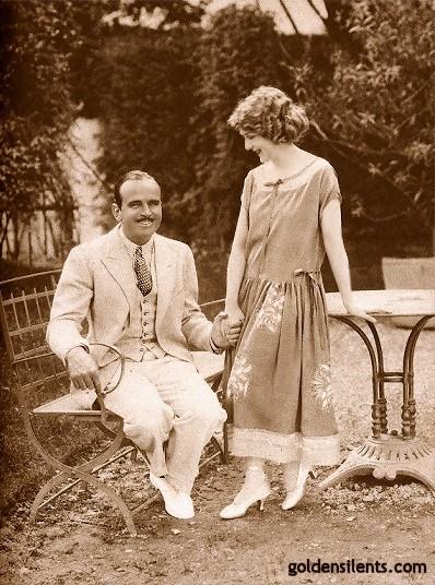douglas fairbanks jr and mary pickford