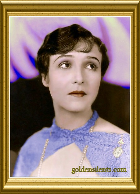 Florence Vidor - Silent Movie Star