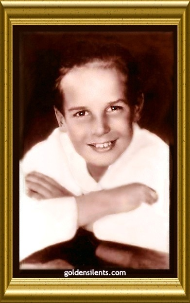 Jackie Coogan - Child Silent Film Star
