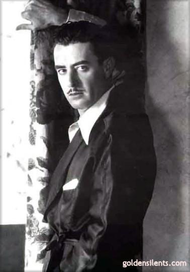 u00a9 john gilbert  silent and sound film star  actor