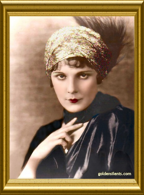 Leatrice Joy, Silent Film Star, Sound Actress, 2nd Wife of John Gilbert