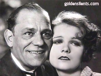 Lon Chaney and Anita Page in While The City Sleeps, goldensilents.com