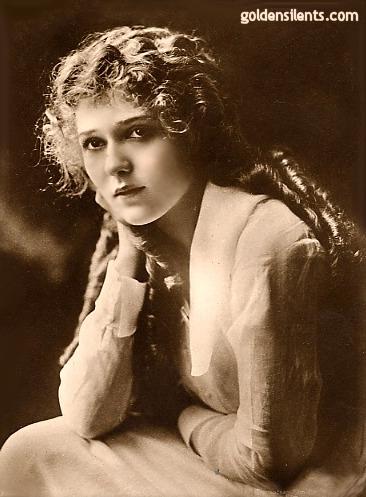 169 mary pickford silent movie star goldensilentscom
