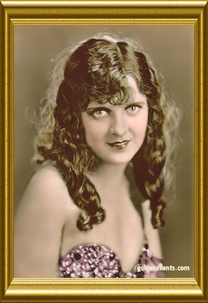 May McAvoy - Silent Movie Star