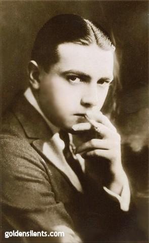 169 Richard Barthelmess Silent And Sound Film Star