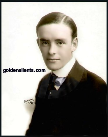 Robert Harron in his early days - Golden Silents