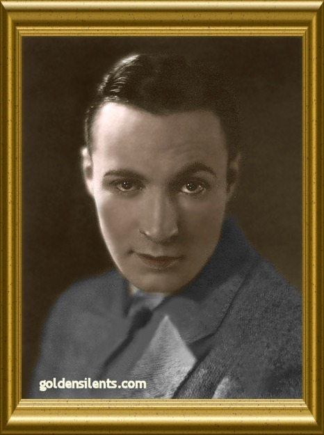 Rod La Rocque - Silent Film Actor