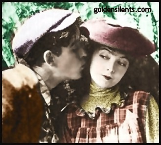 Robert Harron and Lillian Gish in True Heart Susie (1919)
